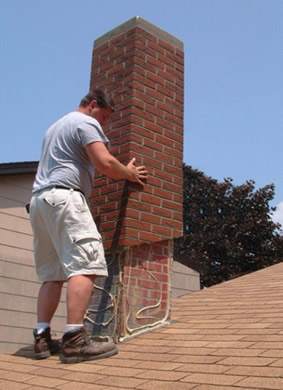Flexi-Brick Chimney Enclosures